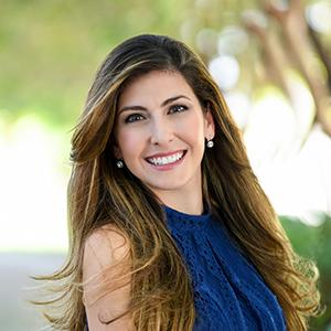 Cristina Formosa,                       Agent in Miami - Compass