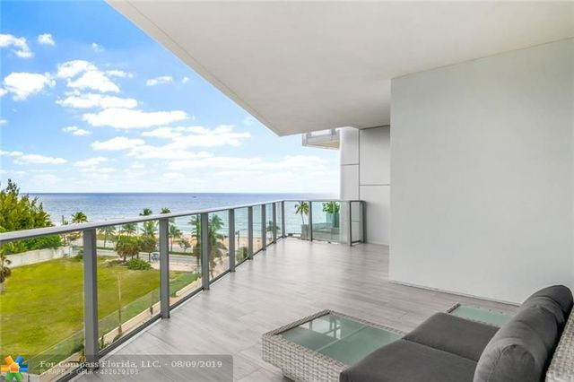 701 North Fort Lauderdale Beach Boulevard, Unit 502 Fort Lauderdale, FL 33304