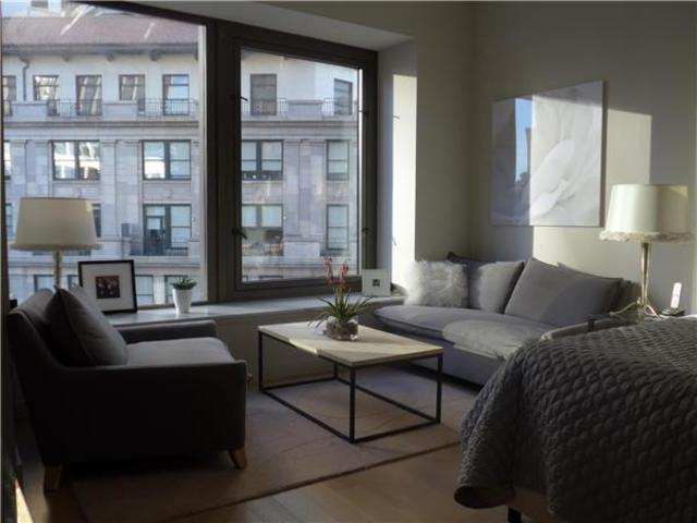 75 Wall Street, Unit 25J Image #1