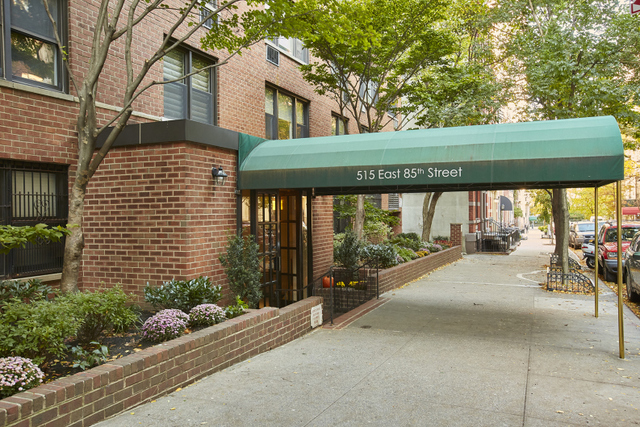 515 East 85th Street, Unit 6D Manhattan, NY 10028