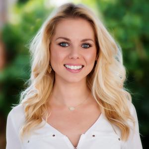 Headshot of Adrienne Marks
