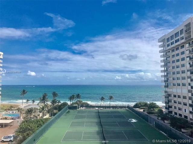 5100 North Ocean Boulevard, Unit 818 Lauderdale-by-the-Sea, FL 33308