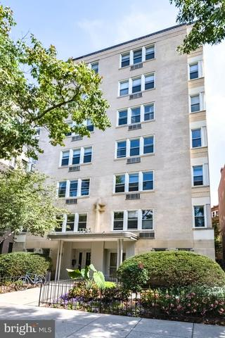 1725 New Hampshire Avenue Northwest, Unit 602 Washington, DC 20009