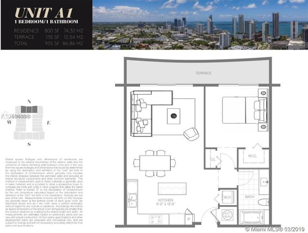 1600 Northeast 1st Avenue, Unit 3117 Miami, FL 33132