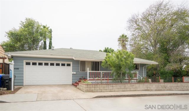 4580 55th Street San Diego, CA 92115