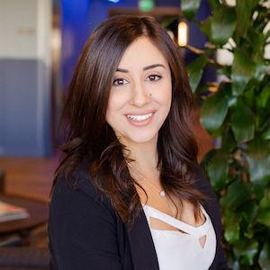 Christina Battikha,                       Agent in San Diego - Compass