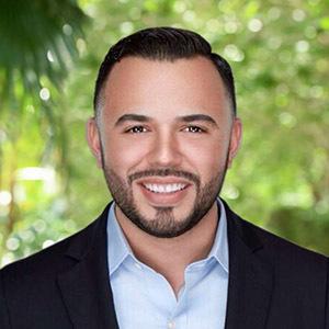 Ramon Rodriguez,                       Agent in Miami - Compass