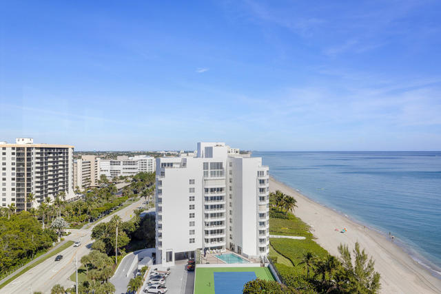 3505 South Ocean Boulevard, Unit PHN Highland Beach, FL 33487