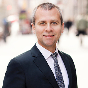 Michael Ettelson,                       Agent in NYC - Compass