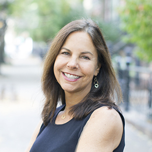 Debra Bondy,                     Agent in NYC - Compass
