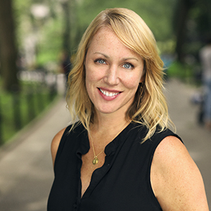 Beth Doran,                       Agent in NYC - Compass