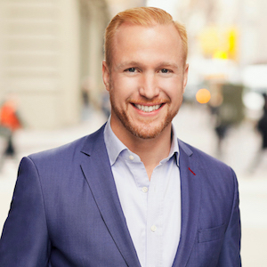 JP Smith, Agent in NYC - Compass