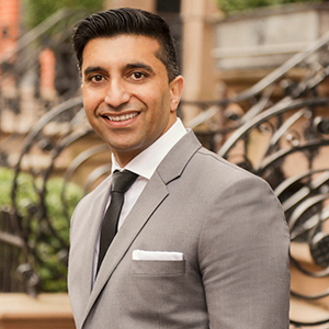 Kashif Khan, Agent in NYC - Compass