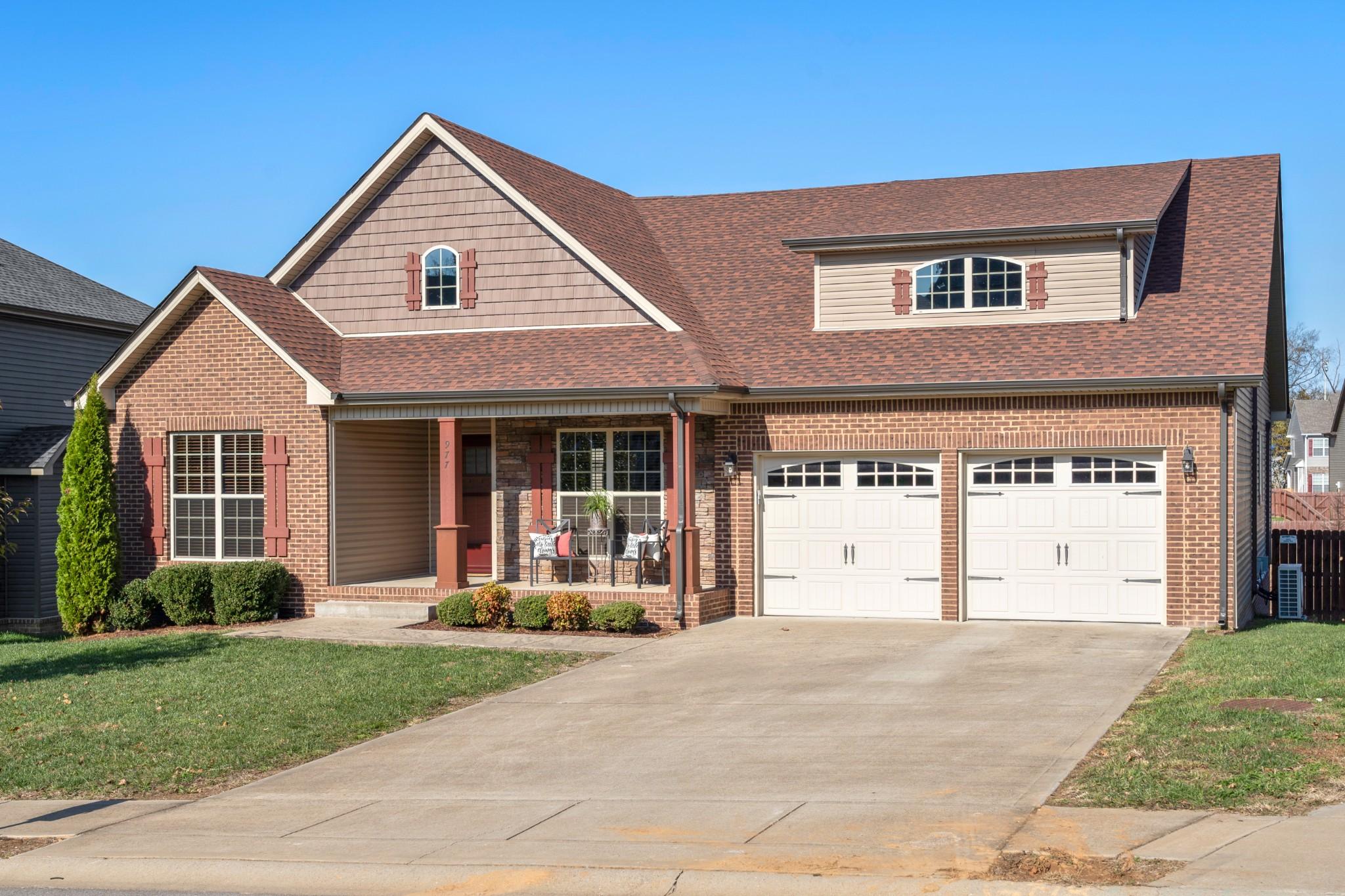 977 Bonellis Lane, Clarksville, TN 37040 | Compass