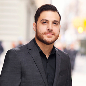 Panos Ieromnimon,                       Agent in NYC - Compass