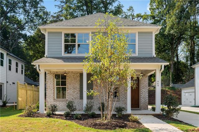 969 Rittenhouse Way Southeast, Atlanta, GA 30316 | Compass