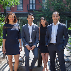 The Eliasi Team,                     Agent in NYC - Compass