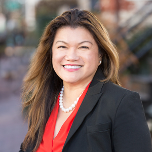 Cristina Sison, CRS,                     Agent in DC - Compass