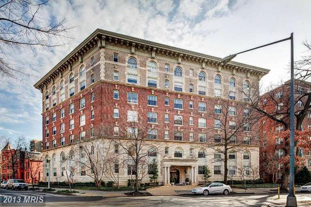 2039 New Hampshire Avenue Northwest, Unit 201 Image #1