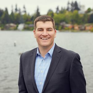 Steve Curran,                     Agent in Seattle - Compass