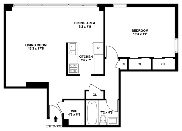 135 Ashland Place, Unit 2C Image #1