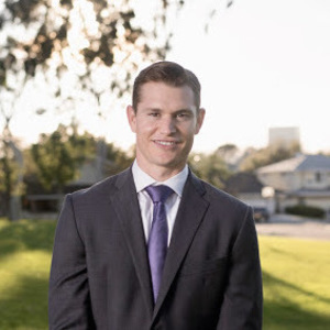 Garrett Rau,                     Agent in Los Angeles - Compass