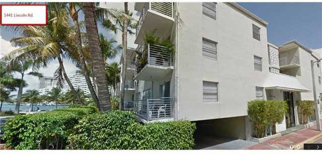 1441 Lincoln Road, Unit 405 Image #1