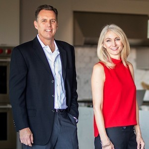 Steve Maurer and Traci Butler, Agent Team in San Francisco - Compass