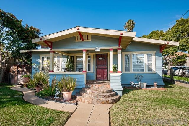 541 East 4th Street National City, CA 91950