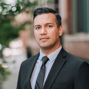 Mike Mariduena,                       Agent in Chicago - Compass