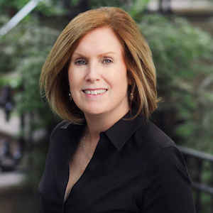 Maureen McConnell,                     Agent in NYC - Compass