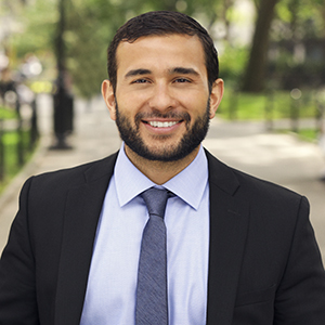 Alex Mahgoub,                     Agent in NYC - Compass