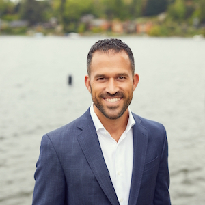 Nick Glant,                     Agent in Seattle - Compass