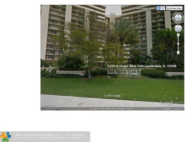 5100 North Ocean Boulevard, Unit 702 Image #1