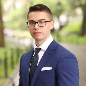 Gage McNally, Agent in NYC - Compass