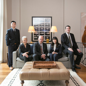 The Harry DiOrio Team,                       Agent in NYC - Compass