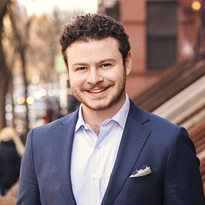 Max Tabet, Agent in NYC - Compass