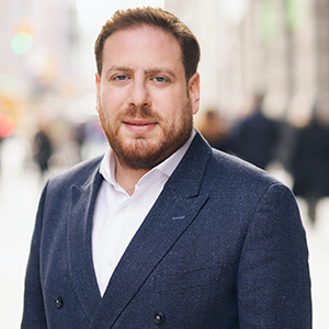 Joe Brikman,                       Agent in NYC - Compass