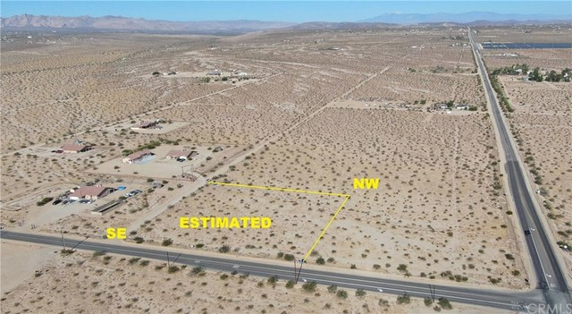 3820 Mesquite Springs Road Twentynine Palms, CA 92277