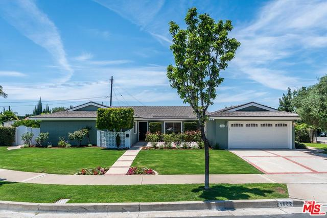 1662 North Meadowlark Place Orange, CA 92867