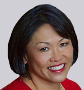 Sharon Ho,                     Agent in San Francisco - Compass