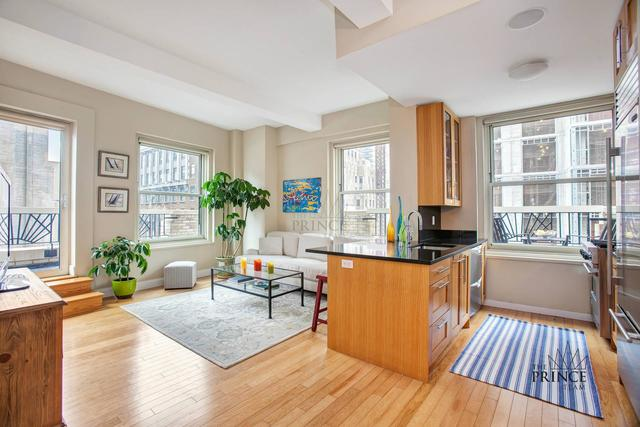 88 Greenwich Street, Unit 1409 Image #1