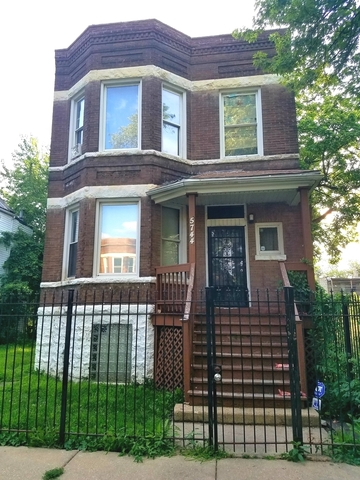 5744 South Carpenter Street Chicago, IL 60621