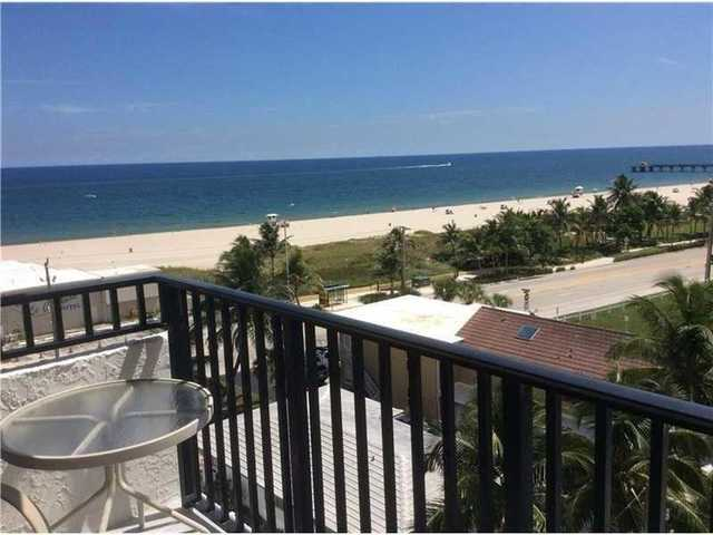 525 North Ocean Boulevard, Unit 821 Image #1