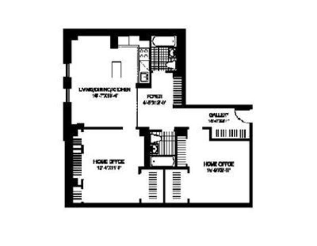 20 West Street, Unit 11B Image #1