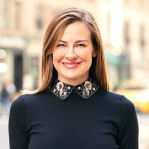 Kelly Robinson,                     Agent in NYC - Compass