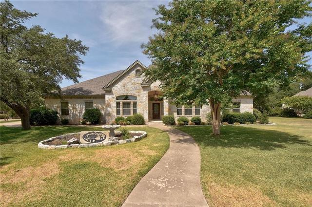 112 Oak Meadow Drive Georgetown, TX 78628