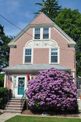 35 Worley Street West Roxbury, MA 02132