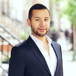 Jon Aguilar,                       Agent in NYC - Compass