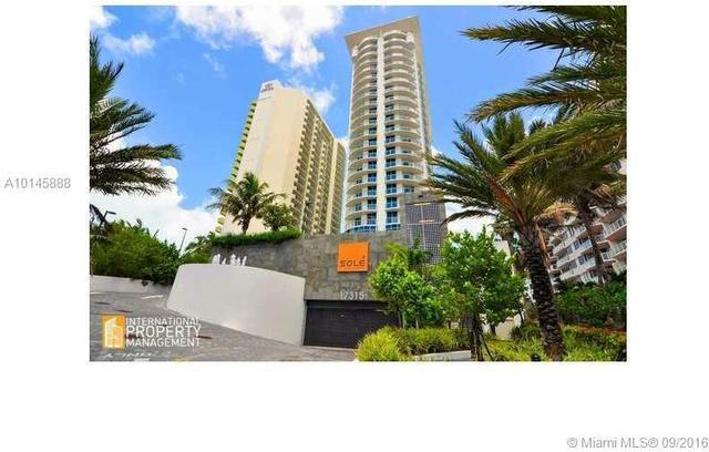 17315 Collins Avenue, Unit 605 Image #1